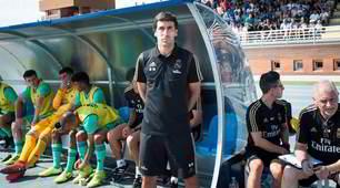 Real Madrid, Raúl debutta come tecnico della Primavera