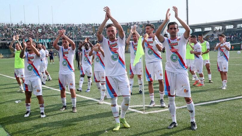 Serie C Catania show, vittoria 6-3 ad Avellino