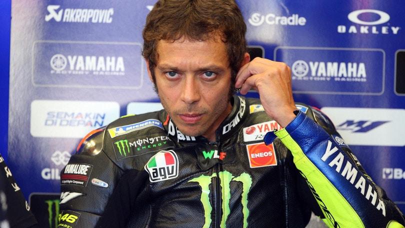 Gp Silverstone, Valentino Rossi: