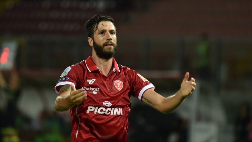 Perugia-Chievo 2-1, doppietta di Iemmello dal dischetto