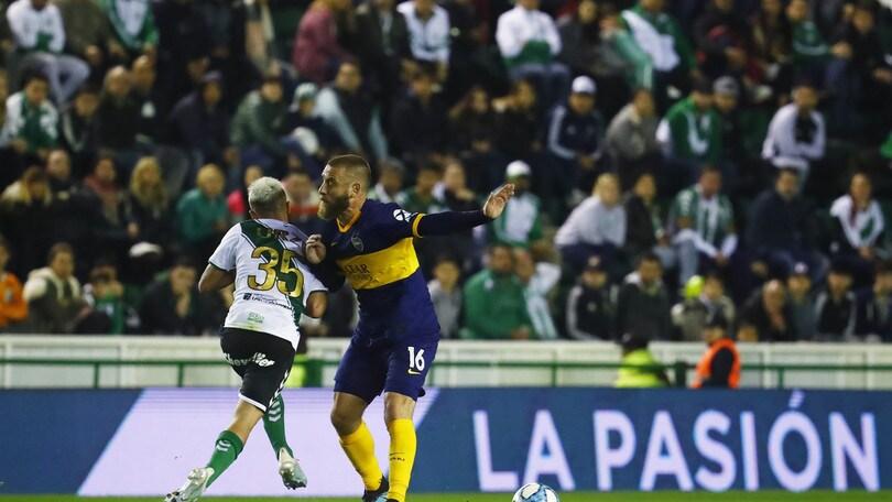Il Boca Juniors di De Rossi stende il Banfield di Crespo