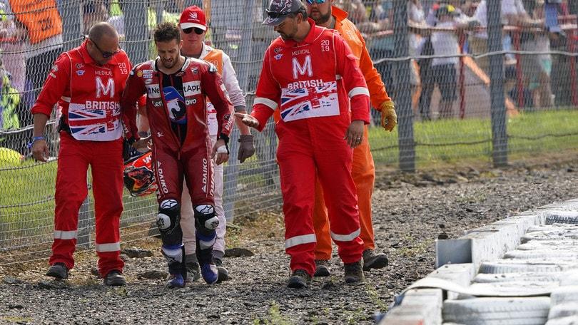 MotoGp, Ducati: Dovizioso