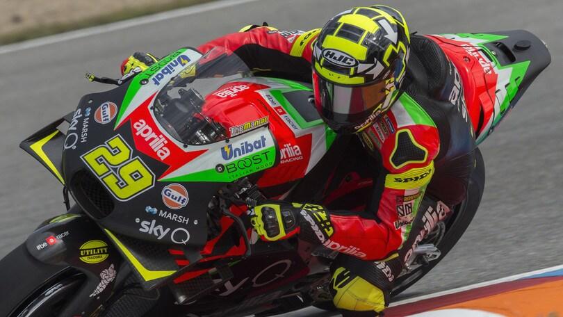 """Silverstone, Iannone: """"Lavorato molto, buona gara"""""""