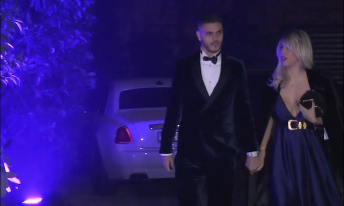 Wanda Nara non esclude la permanenza di Icardi all'Inter