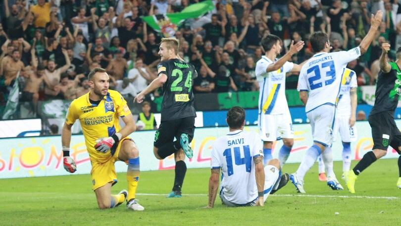 Calendario Pordenone Calcio.Nesta Partenza Da Incubo Pordenone Frosinone 3 0