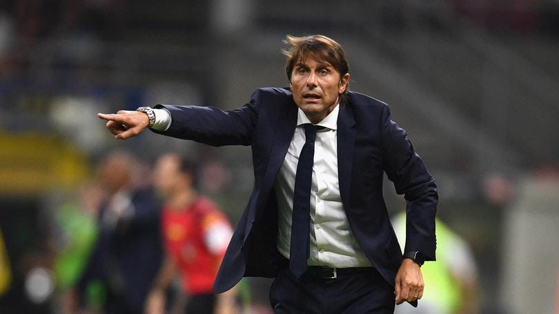 """Conte: """"L'Inter diventi dinamite. Lukaku? Un gigante buono"""""""