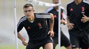 Dybala si allena con la Juve ma resta…in stand-by