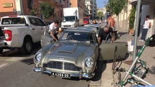 James Bond, le riprese del nuovo film a Matera. FOTO