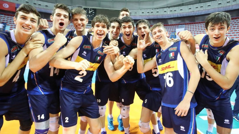 Mondiali Under 19: l'Italia è in semifinale