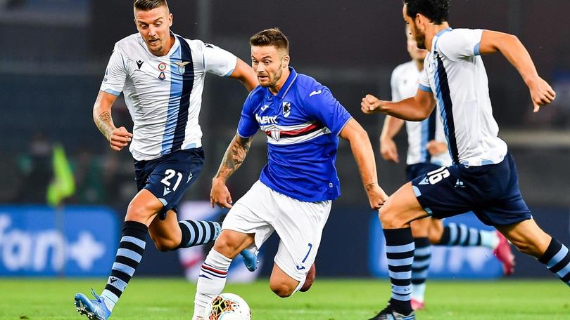 Sampdoria, rientrano Ekdal, Bereszynski e Linetty