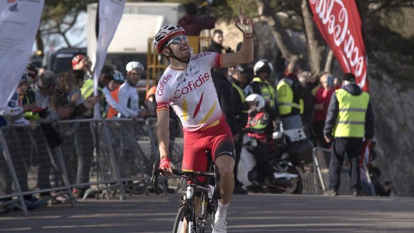 Herrada vince la 6ª tappa della Vuelta: Teuns nuova maglia rossa