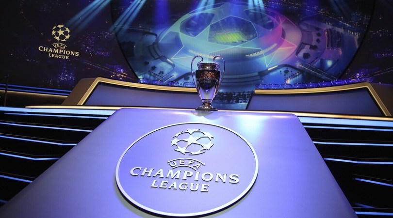 Sorteggi Champions League: Juve con Atletico Madrid, Napoli con Liverpool