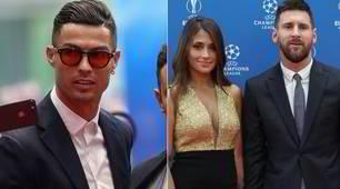 Cristiano Ronaldo e Messi, che look a Montecarlo!