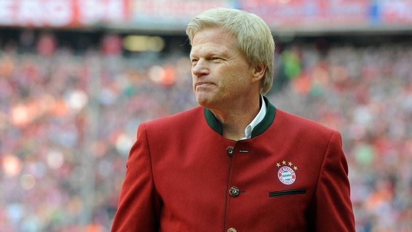 Kahn torna al Bayern Monaco come dirigente