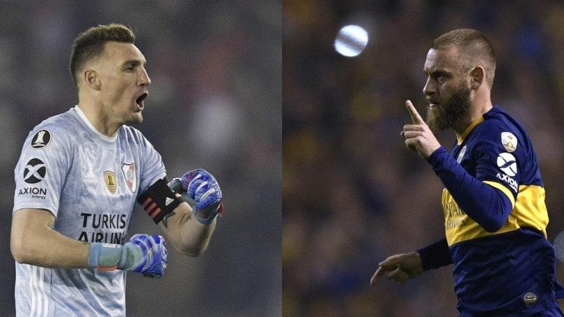Coppa Libertadores: River in semifinale contro il Boca di De Rossi