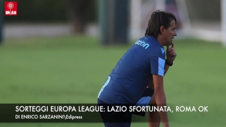 Roma Calendario Europa League.Europa League Il Calendario Di Roma E Lazio Corriere