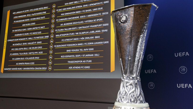 Europa League, il calendario di Roma e Lazio