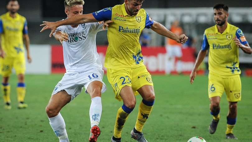 Chievo-Empoli 1-1: Djordjevic risponde a Dezi