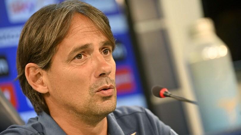 """Inzaghi: """"Lazio favorita? Solo in teoria. Il derby è strano senza Totti"""""""