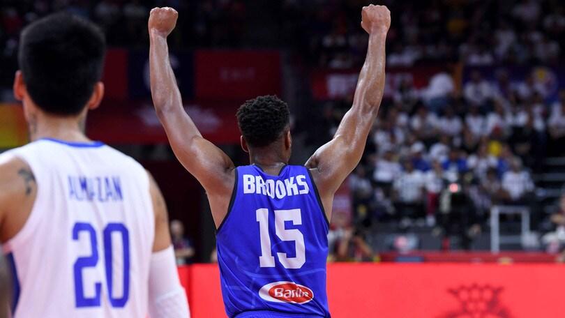 L'Italia travolge le Filippine 108-62. Esordio super ai Mondiali di basket