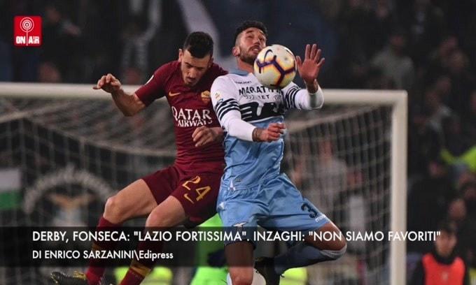 """Fonseca: """"La Lazio è fortissima"""". Inzaghi: """"Non siamo favoriti"""""""