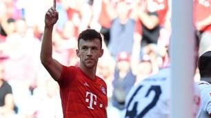 Perisic dimentica l'Inter: sorrisi e gol con il Bayern