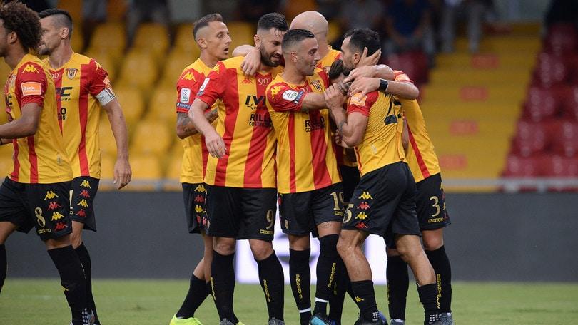 Benevento a valanga sul Cittadella: 4-1. Simy lancia il Crotone con lo Spezia