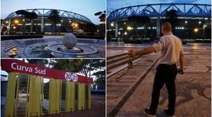 Lazio-Roma, l'Olimpico si prepara al derby