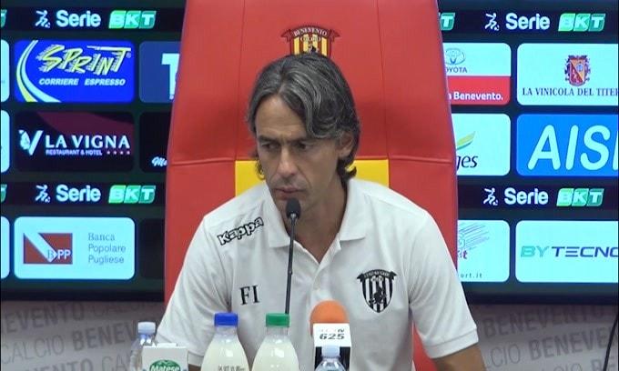 """Inzaghi: """"I miei ragazzi meritavano una vittoria così"""""""