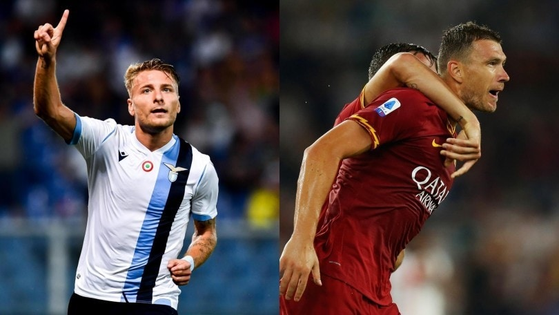 Diretta Lazio-Roma ore 18: formazioni ufficiali e come vederla in tv