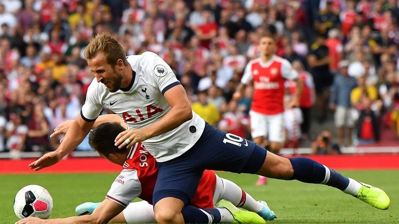 Premier League, pareggio show tra Arsenal e Tottenham. Vince l'Everton