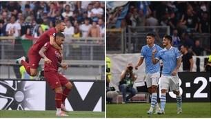 Lazio-Roma, derby da brividi! Luis Alberto risponde a Kolarov