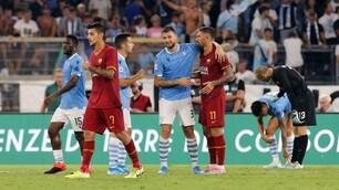 Lazio-Roma show: le foto più belle del derby