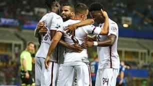 Super Torino, che tris all'Atalanta