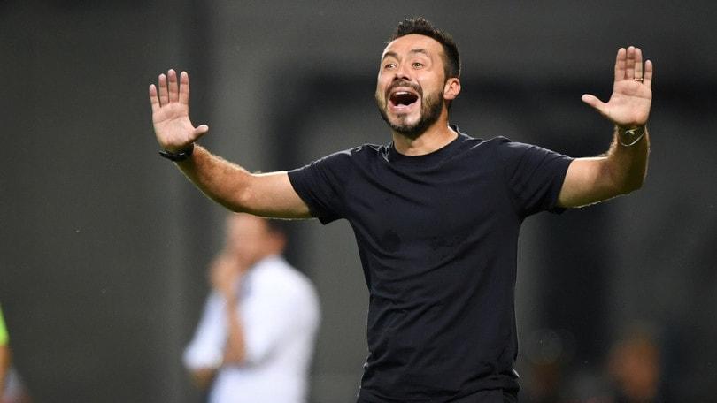 Sassuolo, De Zerbi avverte: