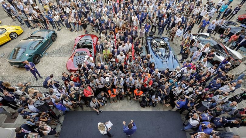 Nasce il Milano Monza Open-Air Motor Show, il Salone interattivo su pista