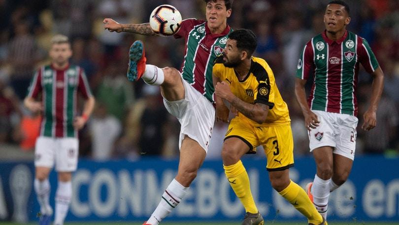 Fiorentina, lampo Pedro: arriva dalla Fluminense