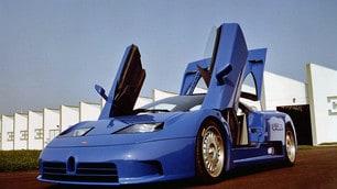 Bugatti, le auto più veloci di sempre: foto