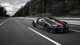 Bugatti Chiron: le foto