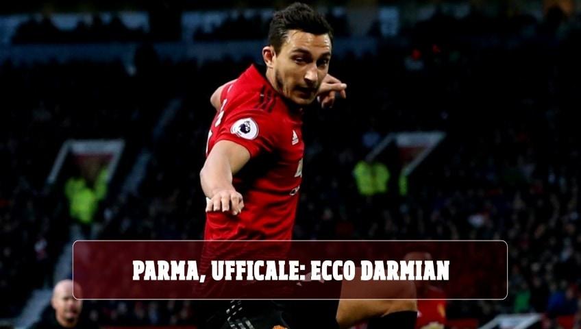 Parma, ufficiale: ecco Darmian