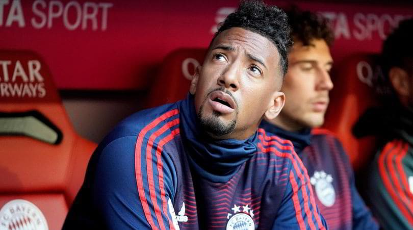 Jerome Boateng accusato di violenza domestica all'ex compagna