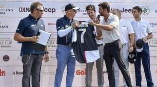 Agnelli omaggia Vialli con la maglia numero 7 di Ronaldo