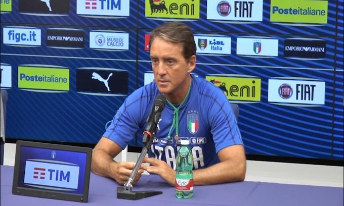 """Mancini su Mihajlovic: """"L'ho sentito. Sta meglio"""""""