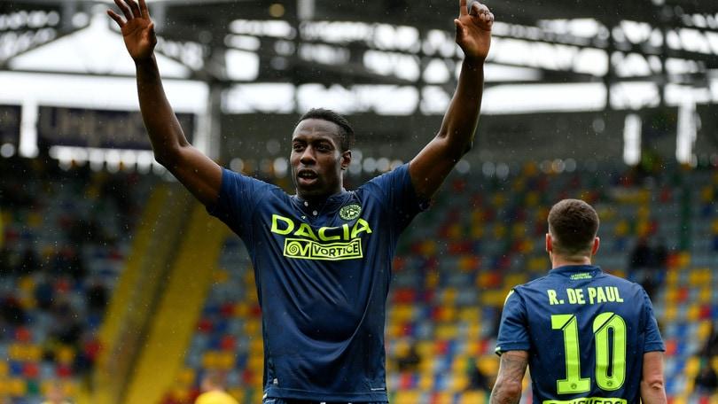 Udinese, ufficiale il ritorno di Okaka