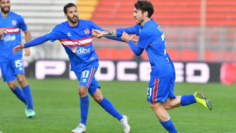 Serie C Cesena-Vis Pesaro 1-2. Voltan completa la rimonta