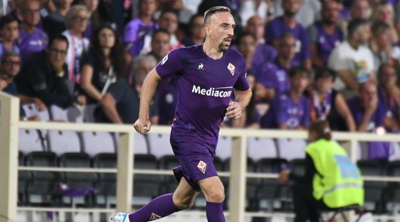 Fiorentina, 1-0 contro il Perugia con Ribery capitano