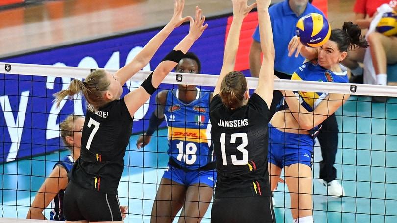 Europei Femminili: Italia-Russia con in palio la semifinale