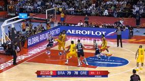 Mondiali, il Brasile sorprende la Grecia di Antentokoumpo