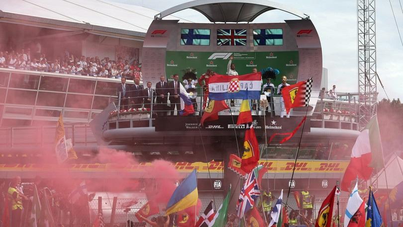 Gp d'Italia: oggi a Milano sarà festa con la Ferrari