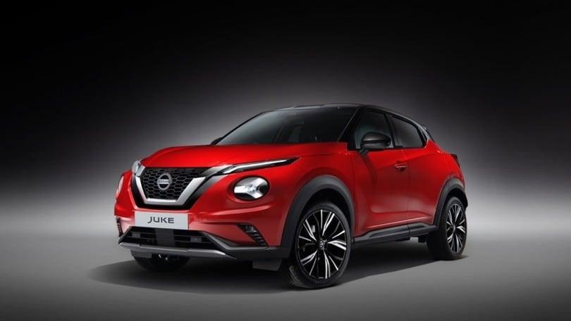 Nissan Juke 2019, nuovo ma fedele alla tradizione